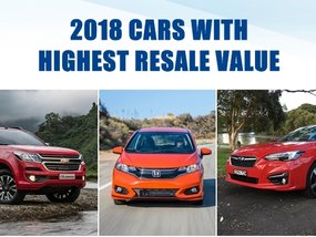 2018 Cars with the Best Resale Value in the Philippines