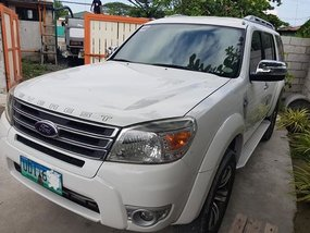 Ford Everest 2012 Year White For Sale