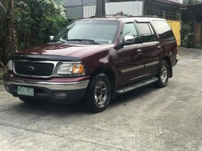 Ford Expedition 2001 Red For Sale