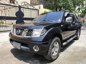 2009 Nissan Navara LE Black For Sale