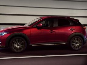 Next-gen Mazda CX-3 to come in 2020, getting a great bump in its size
