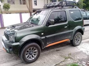 Suzuki JIMNY 2017 Green For Sale