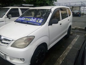 2007 Toyota Avanza Gasoline MT For Sale