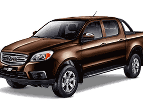 JAC T6 MODEL PICK-UP New 2018 For Sale