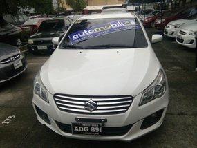 2016 Suzuki Ciaz White For Sale