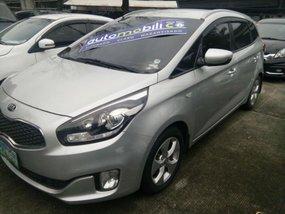2013 Kia Carens Silver For Sale