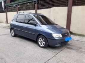 2005 Hyundai Matrix (crdi diesel engine)