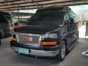 2011 GMC Savana Explorer Black For Sale