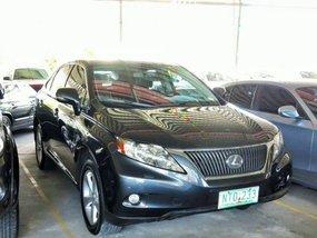 2009 Lexus RX350 Gray For Sale