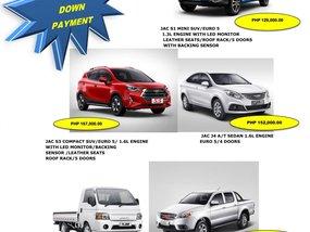 2018 JAC SUV/PICK-UP/SEDAN/VAN New For Sale