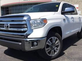 2018 Toyota Tundra Truck at 10000 km for sale in Quezon City