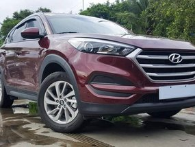 2018 Hyundai Tucson Automatic Red For Sale