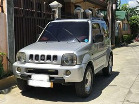Suzuki Jimny 2002 MT 4X4 FOR SALE