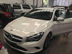 2017 Mercedes Benz CLA 180 Luxury Line For Sale