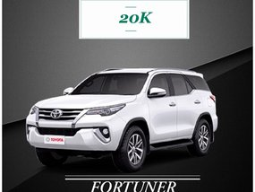 New 2018 Toyota FORTUNER 4x2 G DSL 2.4 For Sale