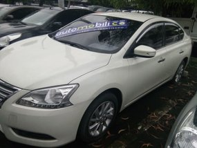 2014 Nissan Sylphy 817 AT White For Sale