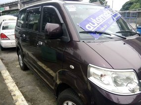 2011 Suzuki APV Red For Sale
