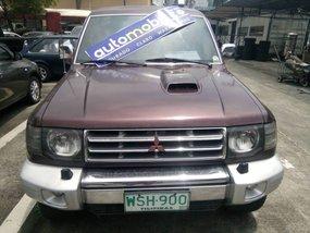 2001 Mitsubishi Pajero Field Master For Sale