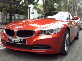 2015 BMW Z4 20i E89 Orange For Sale