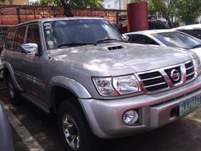 2007 Nissan Patrol Silver For Sale