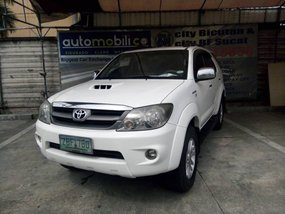 2005 Toyota Fortuner White For Sale