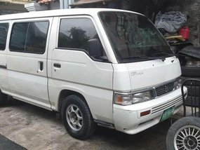 Nissan Urvan 2005 White For Sale