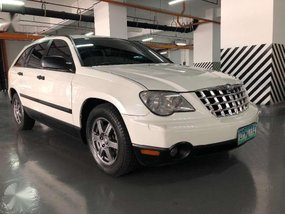 2008 Chrysler Pacifica White For Sale