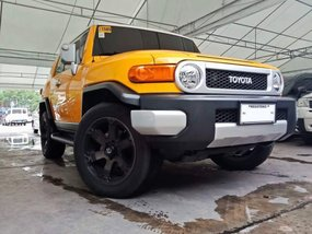 2015 Toyota FJ Cruiser Automatic For Sale