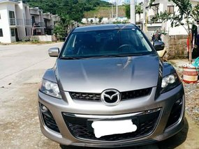 Mazda CX7 2011 AT Gray For Sale
