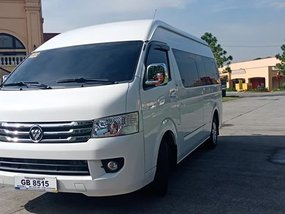 2017 Foton Traveller White For Sale
