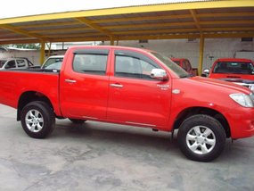 Toyota Hilux 4x4 Turbo Diesel Año 2007 For Sale