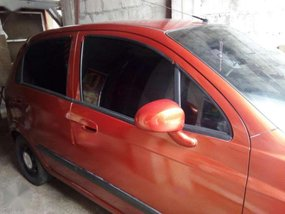 Chevrolet Spark LS 2007 Red For Sale