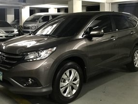 2014 Honda Crv 2.4SX AWD Brown For Sale