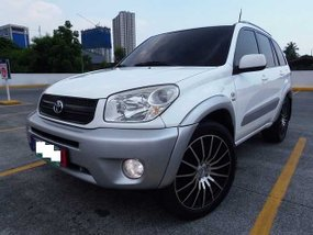 2005 TOYOTA RAV4 L.E A/T 2.0L VVTI For Sale