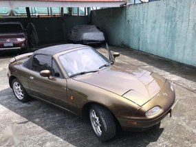 1.6 Mazda Miata MX5 1996 NA Local Model MT