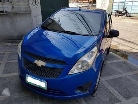 2013 CHEVROLET SPARK - super tipid sa gas . AT . super fresh