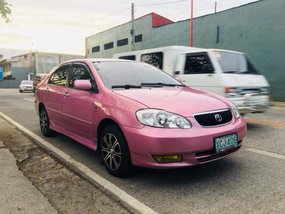 Toyota Corolla Altis G AT 2002 Pink For Sale