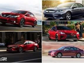 Top 5 best mid-sized sedans in the Philippines in 2018