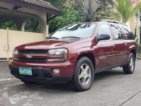 2004 Chevrolet Trailblazer 4x4 FOR SALE