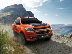 Chevrolet Colorado High Country Storm 2018 launched in PH, priced at P1,638,000