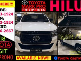 2019 Toyota Hilux new for sale
