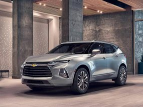 Chevrolet Blazer 2019 to be launched in early January 2019, priced at $29,995