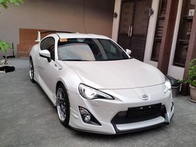 2013 Toyota 86 GT White For Sale