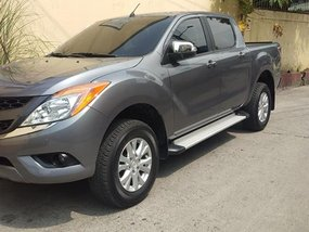 2014 Mazda BT-50 Gray For Sale