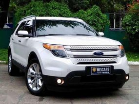2013 Ford Explorer Automatic Genuine leather