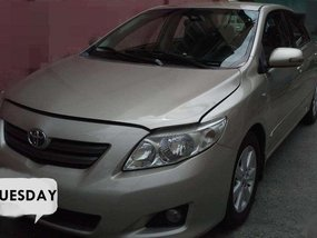 For Sale Toyota Corolla AT 1.6G 2010 Model