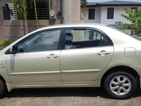2005 Toyota Corolla Altis For Sale