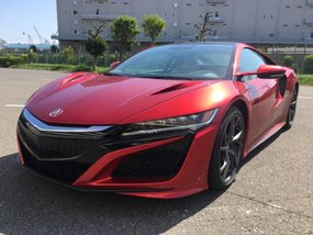 Acura Nsx 2017 for sale