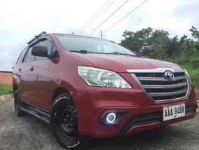 2014 Toyota Innova for sale