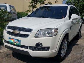 2010 Chevrolet Captiva White For Sale